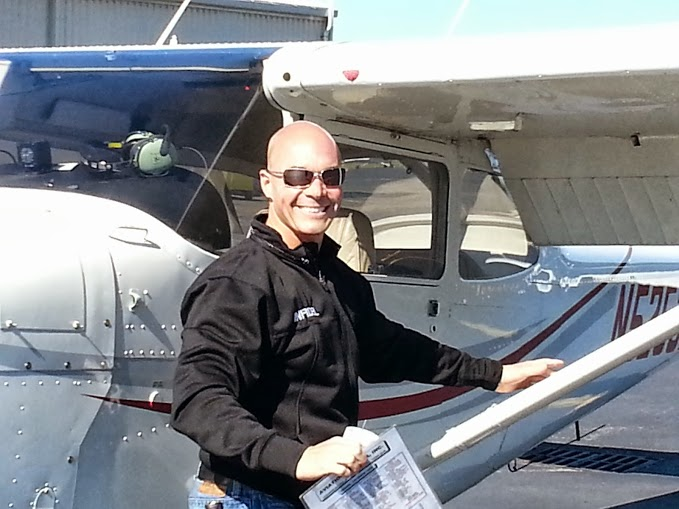 Private Pilot, Glenn Pagano