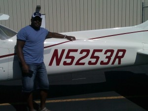 Richard Boothe First Solo