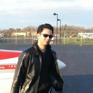 Private Pilot Student, Joesan Gabaldon